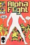 Alpha Flight #25 comic books for sale