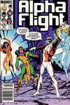 Alpha Flight #27 comic books for sale