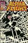 Alpha Flight #3 comic books for sale