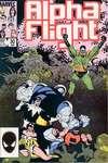 Alpha Flight #30 comic books for sale