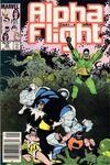 Alpha Flight #30 Comic Books - Covers, Scans, Photos  in Alpha Flight Comic Books - Covers, Scans, Gallery
