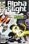 Alpha Flight #31 Comic Books - Covers, Scans, Photos  in Alpha Flight Comic Books - Covers, Scans, Gallery