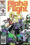 Alpha Flight #34 Comic Books - Covers, Scans, Photos  in Alpha Flight Comic Books - Covers, Scans, Gallery