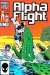 Alpha Flight #41 comic books for sale