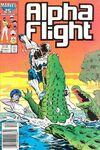Alpha Flight #41 Comic Books - Covers, Scans, Photos  in Alpha Flight Comic Books - Covers, Scans, Gallery
