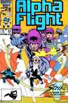 Alpha Flight #43 comic books for sale