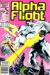 Alpha Flight #44 Comic Books - Covers, Scans, Photos  in Alpha Flight Comic Books - Covers, Scans, Gallery