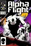 Alpha Flight #45 comic books for sale