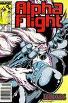Alpha Flight #46 Comic Books - Covers, Scans, Photos  in Alpha Flight Comic Books - Covers, Scans, Gallery