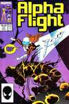Alpha Flight #47 comic books for sale