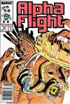 Alpha Flight #49 Comic Books - Covers, Scans, Photos  in Alpha Flight Comic Books - Covers, Scans, Gallery