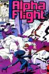Alpha Flight #54 Comic Books - Covers, Scans, Photos  in Alpha Flight Comic Books - Covers, Scans, Gallery