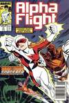 Alpha Flight #71 comic books for sale