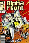 Alpha Flight #73 comic books for sale