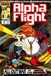 Alpha Flight #75 Comic Books - Covers, Scans, Photos  in Alpha Flight Comic Books - Covers, Scans, Gallery