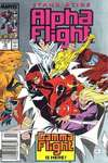 Alpha Flight #76 Comic Books - Covers, Scans, Photos  in Alpha Flight Comic Books - Covers, Scans, Gallery