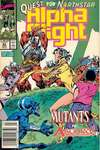 Alpha Flight #82 comic books for sale