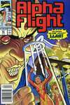 Alpha Flight #83 comic books for sale