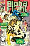 Alpha Flight #85 comic books for sale