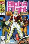 Alpha Flight #89 Comic Books - Covers, Scans, Photos  in Alpha Flight Comic Books - Covers, Scans, Gallery
