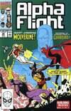 Alpha Flight #90 Comic Books - Covers, Scans, Photos  in Alpha Flight Comic Books - Covers, Scans, Gallery