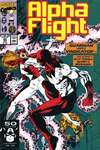 Alpha Flight #92 comic books for sale