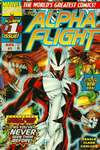 Alpha Flight Comic Books. Alpha Flight Comics.