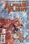 Alpha Flight #8 comic books for sale