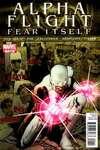 Alpha Flight comic books