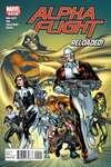 Alpha Flight #5 comic books for sale