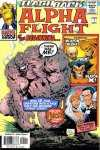 Alpha Flight: In the Beginning comic books