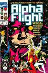 Alpha Flight Special #3 Comic Books - Covers, Scans, Photos  in Alpha Flight Special Comic Books - Covers, Scans, Gallery
