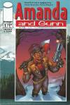 Amanda and Gunn comic books