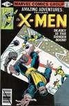 Amazing Adventures #3 comic books for sale