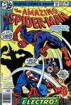 Amazing Spider-Man #187 comic books for sale