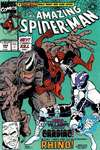 Amazing Spider-Man #344 comic books for sale
