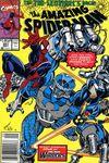 Amazing Spider-Man #351 comic books for sale