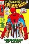 Amazing Spider-Man #87 comic books for sale