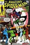 Amazing Spider-Man #91 comic books for sale