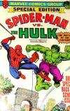 Amazing Spider-Man vs. The Hulk #1 comic books for sale