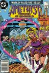 Amethyst #1 Comic Books - Covers, Scans, Photos  in Amethyst Comic Books - Covers, Scans, Gallery