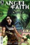 Angel & Faith: Season 10 #2 comic books for sale