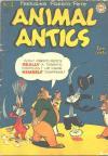 Animal Antics #4 comic books for sale
