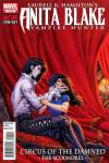 Anita Blake: Circus of the Damned - The Scoundrel Comic Books. Anita Blake: Circus of the Damned - The Scoundrel Comics.