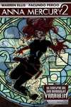 Anna Mercury 2 comic books
