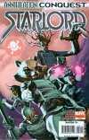 Annihilation Conquest - Starlord #2 comic books for sale