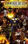 Annihilation: The Nova Corps Files Comic Books. Annihilation: The Nova Corps Files Comics.