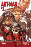 Ant-Man comic books