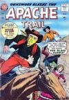 Apache Trail comic books
