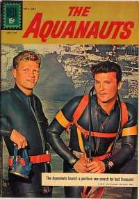 Aquanauts #1 Comic Books - Covers, Scans, Photos  in Aquanauts Comic Books - Covers, Scans, Gallery